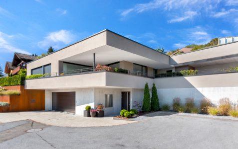 3.5-Zimmer-Einfamilienhaus mit fantastischer Aussicht in Benken