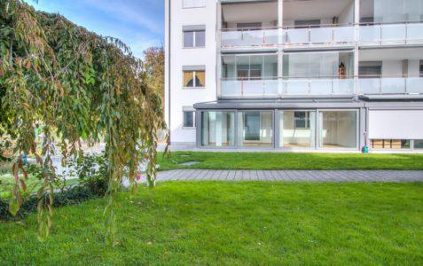 5.5-Zimmer Parterre-Wohnung in Jona